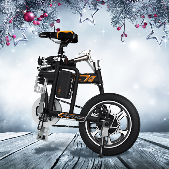 الدراجة الكهربائية