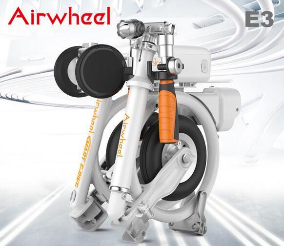 الدراجة الكهربائية E3