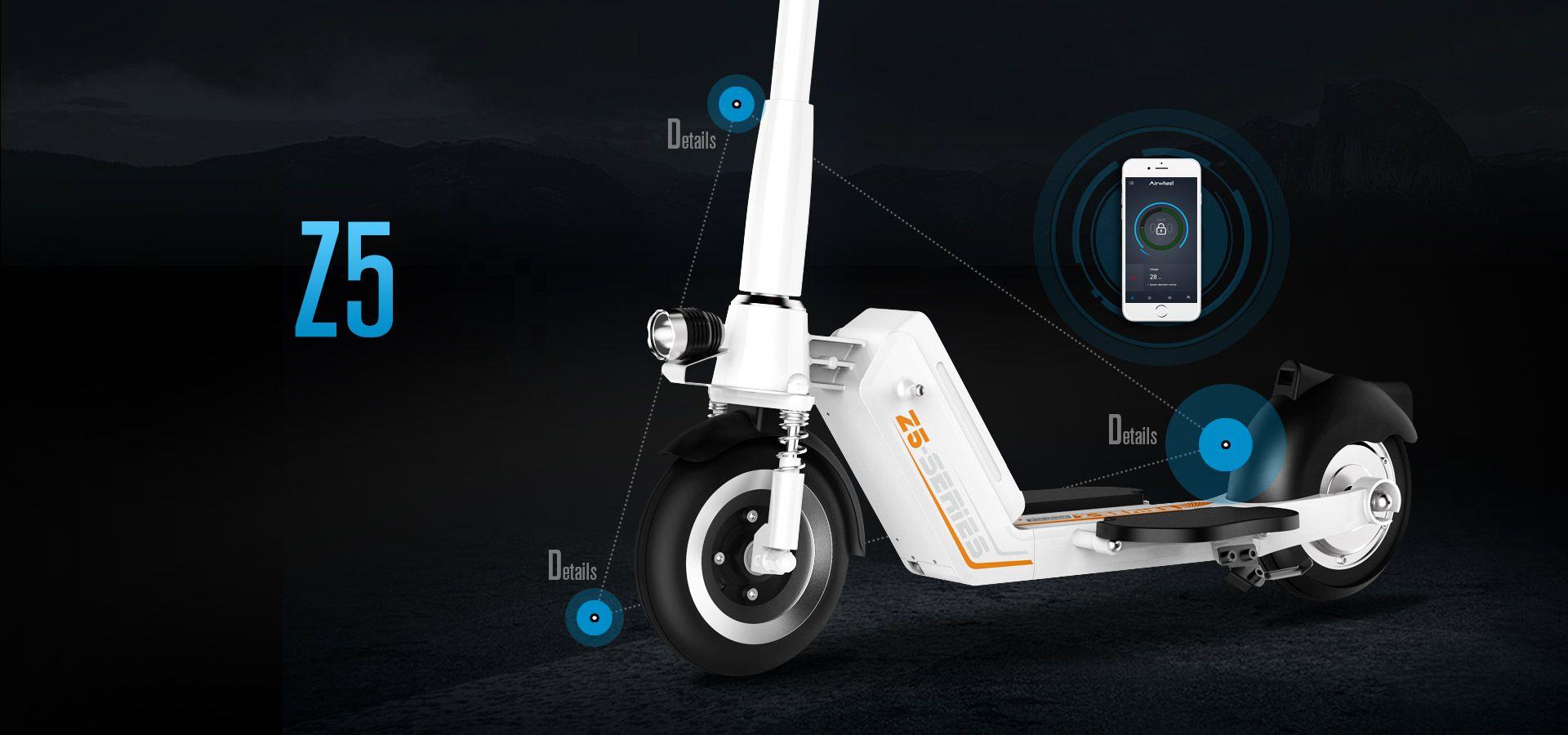 Z5  دراجة التوازن الذاتي