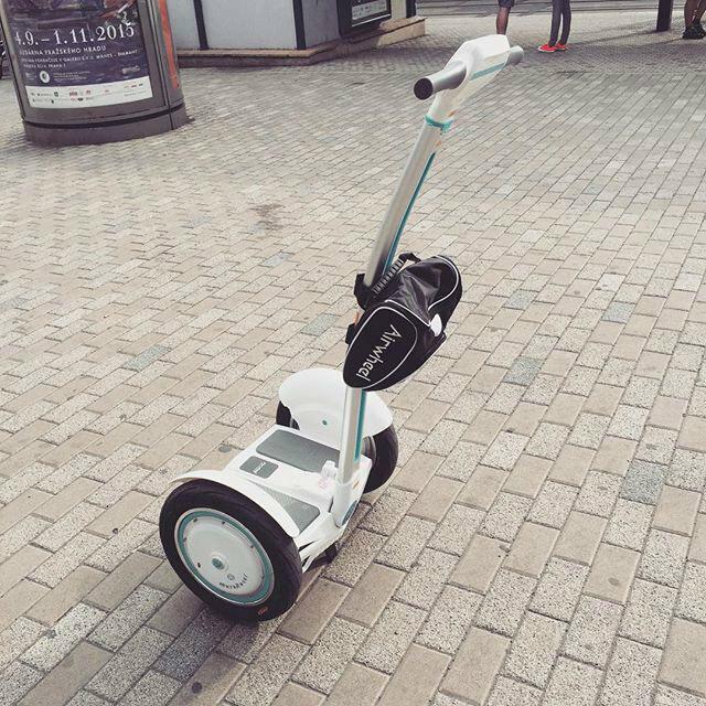 Airwheel S3,  سكوتر التوازن الذاتي