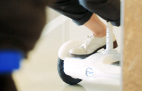Airwheel Electric Self-balancing Scooter S6 Shows up on New Product Release Conference