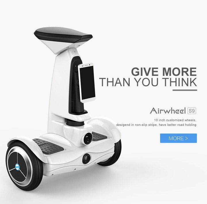 Airwheel الروبوتات ذات العجلات